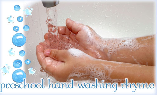 image about Printable Hand Washing Sign identify Preschool nursery contemporary fingers, content palms - washing and