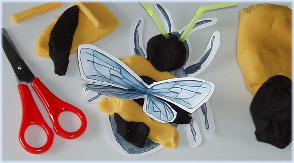 Bumble bee printables