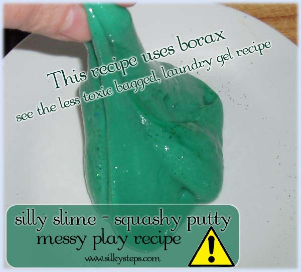 Squashy slime and putty recipe recipe guide make putty with pva glue and borax ccuart Choice Image