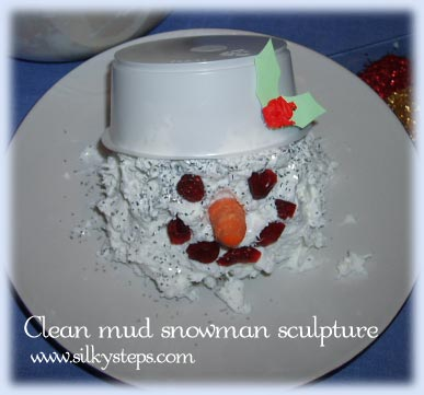 Whipped Snow Or Clean Mud Recipe
