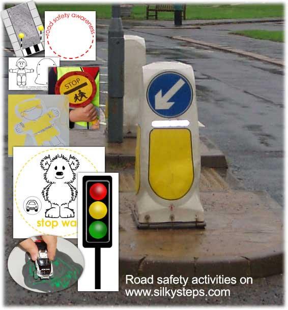Road Safety Activities Creative Ideas