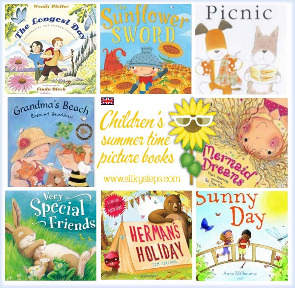 summer themed picture storybook titles preschool nursery homestories